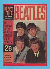THE BEATLES -  HEROES  PUBLISHING  LTD.  POSTCARD  -  THE  BEATLES   (B)