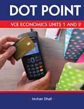 DOT POINT VCE Economics Units 1-2