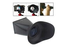 Lupa Capucha Visor LCD 2.8x V1 extender Magnético Canon 500D 5D 7D-Reino Unido II