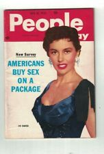 People Today July 13 1955 Cyd Charisse Ricki Covette Marilyn Monroe