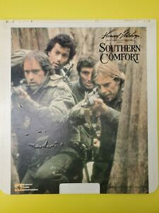 Southern Comfort CED Capacitance Electronic Disc System 1983