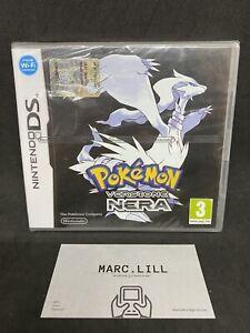 Pokemon Versione Nera NUOVO SIGILLATO x Nintendo DS 2DS XL Nero Italiano ITA B