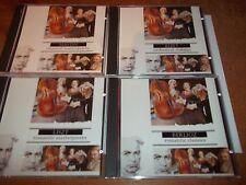 4 Classical Collections cd Bizet Berlioz Liszt Hayden FREE POST