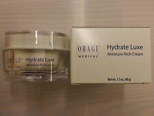 Obagi Hydrate Luxe Rich Cream 1.7oz 48g NEW
