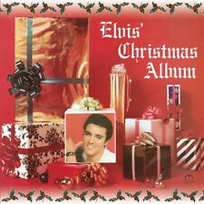ELVIS PRESLEY - ELVIS' CHRISTMAS ALBUM (1958)  LP ITALY IMPORT 2018 1/500 COPIES