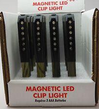 Led 6 Bulb Magnetic Base Camo Green Light Set of 12 #2300