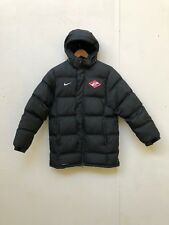 FC Spartak Moscow Nike Kid's Bench Padded Jacket - Various Sizes - Black - New