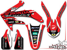 HONDA Dekor DECALS KIT CR CRF 125 250 450 Ken Roczen AMA Supermoto LTD. towtow