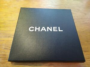Chanel empty box