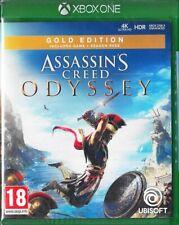 Assassin's Creed: odyssey-Gold Edition-Xbox One-nuevo con embalaje original-UE versión