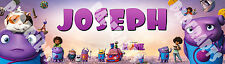 Personalized DreamWorks Home 2015 Poster 8.5x30 Glossy Banner Custom Name Paint