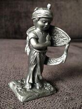 Royal Selangor 'Boy with Kite' Pewter Figurine