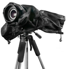 Black Altura Photo Protective Rain Cover for Digital DSLR SLR Mirrorless  dsss