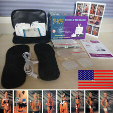 US】DR HO'S Massager Machine Double Muscle Pain Relieve Relax Stimulator Therapy
