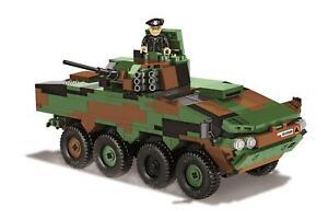 Cobi 2616 Kto Rosomak - Armored Car On Wheels Construction Toys Building Bricks
