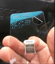 TOSHIBA USB 3.0 Flash Drive  Pen Drive 64GB Metal Mini NAND Flash Memory