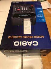 Casio Fr-2650Tm Printing Calculator, Tested