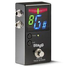 Stagg Ptu-c8 Auto Chromatic Tuner Pedal