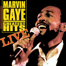 Greatest Hits Live by Marvin Gaye (CD, Apr-2002, Masters)