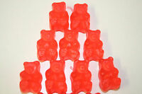 GUMMY BEARS ALBANESE STRAWBERRY, 5LBS