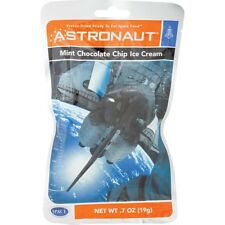 Mint Choc Chip Ice Cream NASA Astronaut Space Food