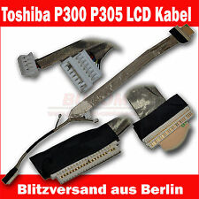 Toshiba Satellite P300 P305 LCD Cable Display Video Screen Cable DD0BD3LC100