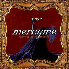 Coming Up to Breathe - MercyMe  Audio CD Buy 3 Get 1 Free