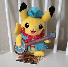 """Pokemon Center 8"""" Pikachu World Championships 2018 plush doll Nashville Minior"""