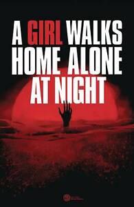 Girl Walks Home Alone At Night #2 NM- 1st Print Behemoth Comics