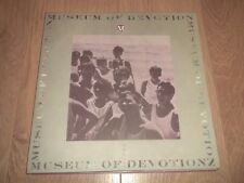 "MUSEUM OF DEVOTION "" RACIST "" 12"" ROCK VINYL ARTY 14  EX/EX 1989"
