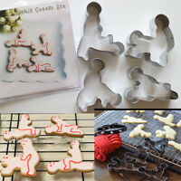 Heterosexual Doggy Sex Position Cookies Cutter Fondant Cake Biscuit Pastry Molud