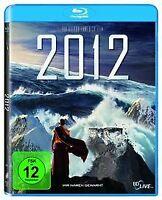 2012 [Blu-ray] von Roland Emmerich   DVD   Zustand sehr gut
