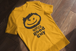 WMCA good guy t-shirt, Retro t-shirts, Christmas gifts
