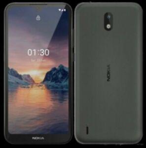 Nokia 1.3 16GB 1GB RAM Cyan UNLOCKED Dual SIM Android 10 (go Edition) A+ Grade
