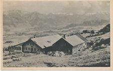 alte AK Alpe Egg bei Sonthofen vor 1945