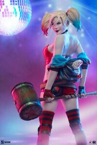 Sideshow Harley Quinn Hell on Wheels DC Comics Premium Format Batman Joker