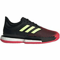 adidas SoleCourt Boost W Sizes 5-8 Black RRP £140 Brand New G26297