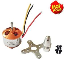 New 930KV Brushless Outrunner Motor for 4 Axis Multi Quadcopter UFO I