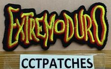 Extremoduro Rock Band Patch