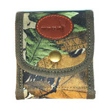 Camo Bullet Wallet - Ammunition / Cartridge  Pouch