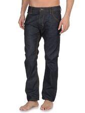 Diesel Indigo, Dark wash Tapered Rise 34L Jeans for Men