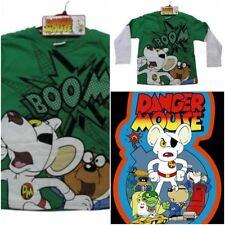 Boys' Other 100% Cotton Novelty/Cartoon T-Shirts & Tops (2-16 Years)
