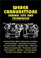 Weber Carburettors Tuning Tips And Techniques Manual !!