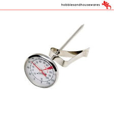 Clip On Metal Dial Thermometer - Perfect For Candle, Soap, Jam Making