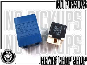 Lamp Light Module Relay 054700-0043 Toyota Genuine NOS Parts  C8 Remis Chop Shop
