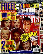 SMASH HITS 1997 GINGER SPICE GIRLS CAST PETER ANDRE 911 TONI BRAXTON TIM VINCENT
