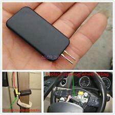 Universal Black Car Airbag Emulator Simulators SRS Fault Diagnostic Scan Tools