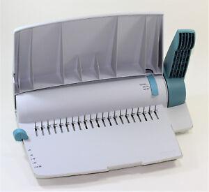 Binder Perforadora 145 Hojas A Espiral LEITZ de Plástico Manual Nueva