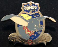 Disney Pin - Dumbo the Flying Elephant Attraction