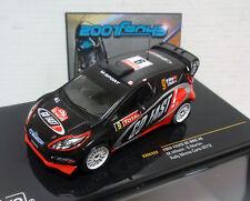 FORD FIESTA RS WRC #9 WILSON RALLY MONTE CARLO 2012 1/43 IXO RAM492